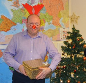 Rudolf the Red Nose Financial Director
