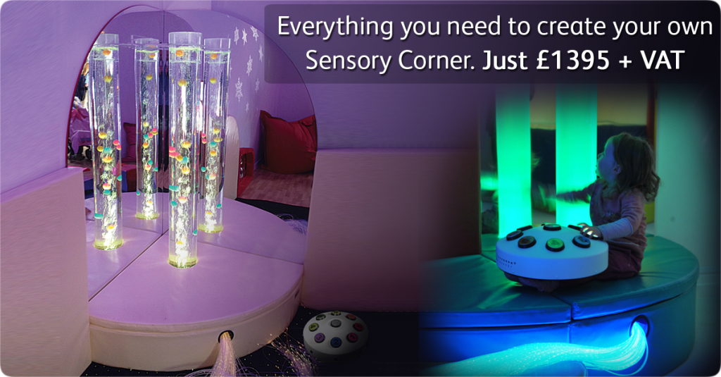 Create your own Sensory Corner