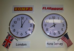 Rompa and Flaghouse