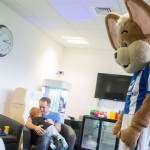 Sensory Room and Chesters