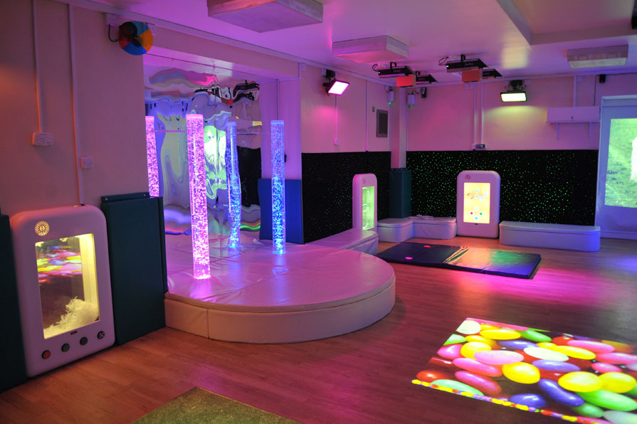 Brickkiln Community Centre Sensory Room Snoezelen 174 Multi