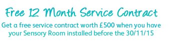 12 Month Service Contract