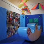 Soft Play Rocker and Picture Panel
