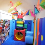 Tom & Ollie's Soft Play Area