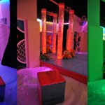The interactive Sensory Room