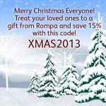 Rompa Christmas Promotion