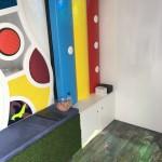 Sensory Van Tactile Panel