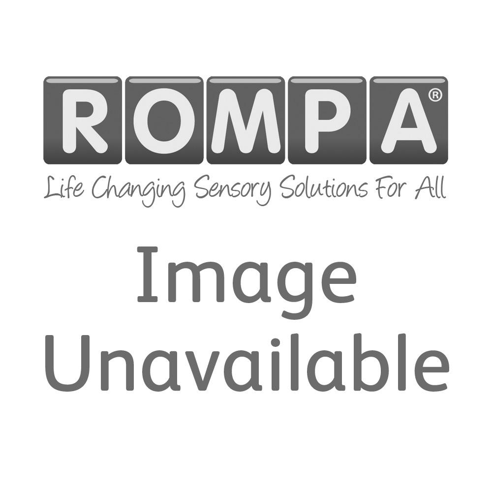 The Vibro Tub by ROMPA® - Quarter Circle