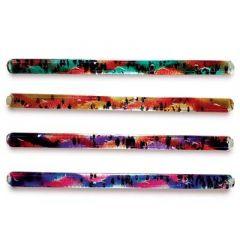 Spiral Glitter Wand - Set of 4