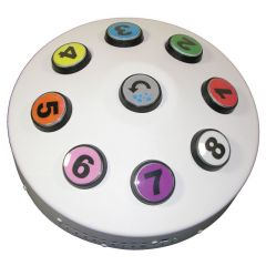 Deluxe 8 Colour Wirefree Controller