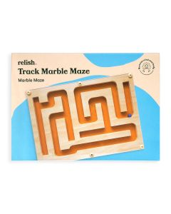 Track Marble Puzzle