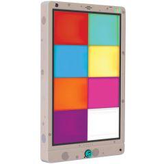 Hip Hop Activity Box™ Sensory Room Wall Panel by ROMPA®