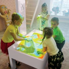Interactive Projection Sand Box