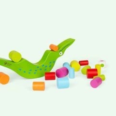 Crocodile Balancing Game