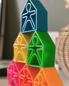 Dena 12 Piece Set - Neon