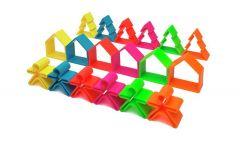 Dena 18 Piece Set - Neon