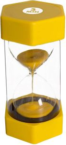 Sand Timer: Yellow: 3 Minute