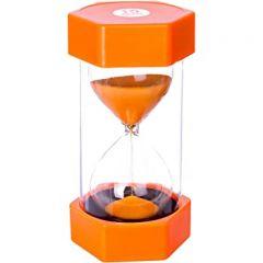 Sand Timer: Orange: 10 Minute