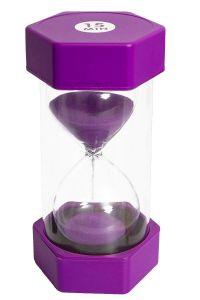 Sand Timer: Purple: 15 Minute