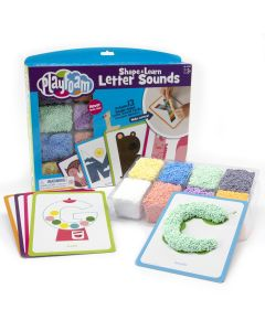 Playfoam Letters Sound Set