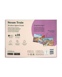 Steam Train Puzzle - 35 Piece