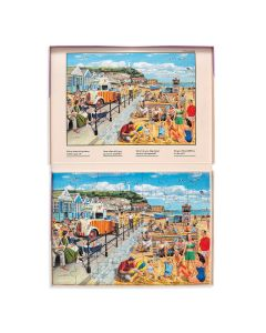 Seaside Nostalgia Puzzle - 35 Piece