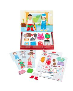 Magnetic Play Dress Up