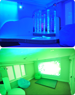 Advent House Sensory Room