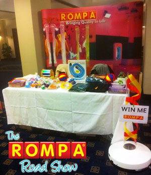 Rompa at Autism Central 2012
