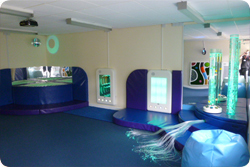 Easington Colliery Primary School Sensory Room