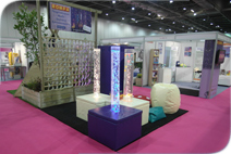 Rompa at Trade Shows and Conferences