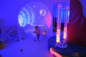 Home Sensory Room 5