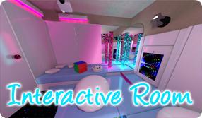 3D Interactive Sensory Room