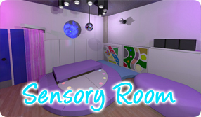 3D Sensory Room