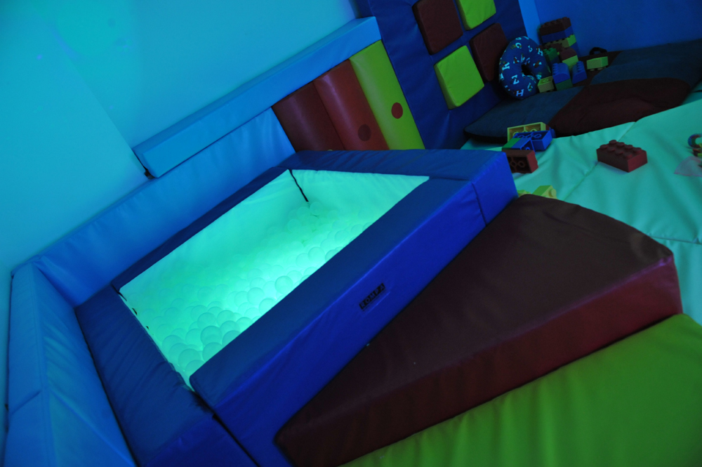 Kingswood Children S Centre Sensory Room Snoezelen