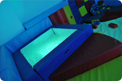 Kingswood Children's Centre Sensory Room