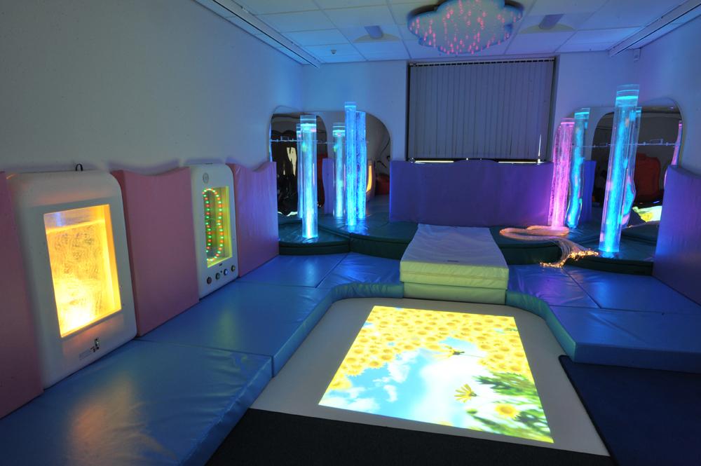 Knowsley College Sensory Room Snoezelen 174 Multi Sensory