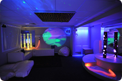 Levick Court Sensory Room