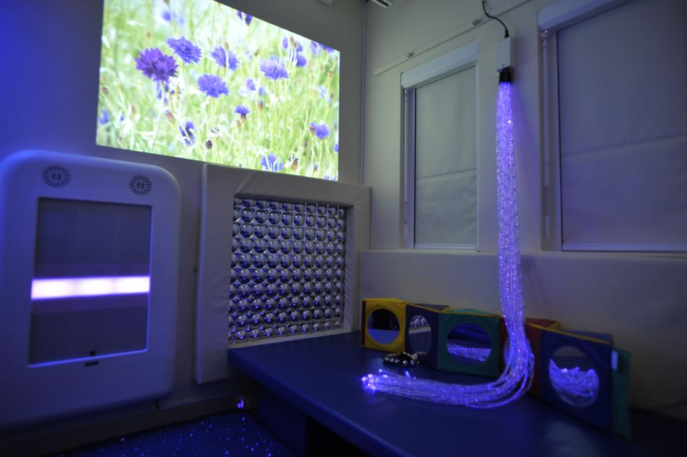 Longley Meadows Sensory Room Snoezelen 174 Multi Sensory