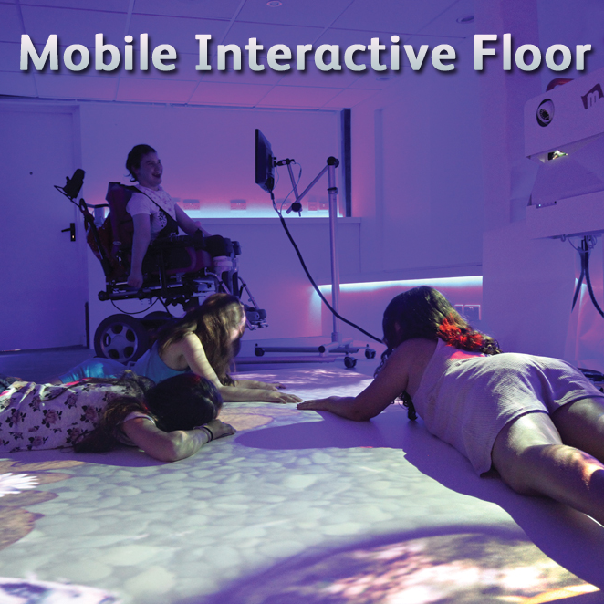 Mobile Interactive Floor