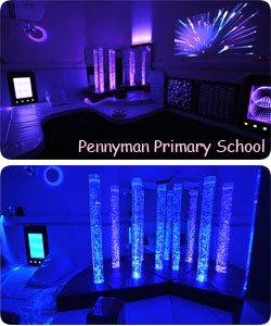 Pennyman Sensory Room Project