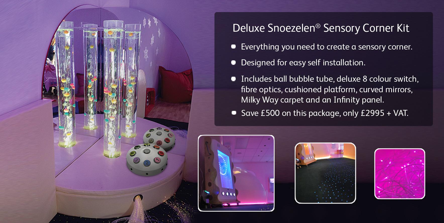 Deluxe Sensory Corner Kit