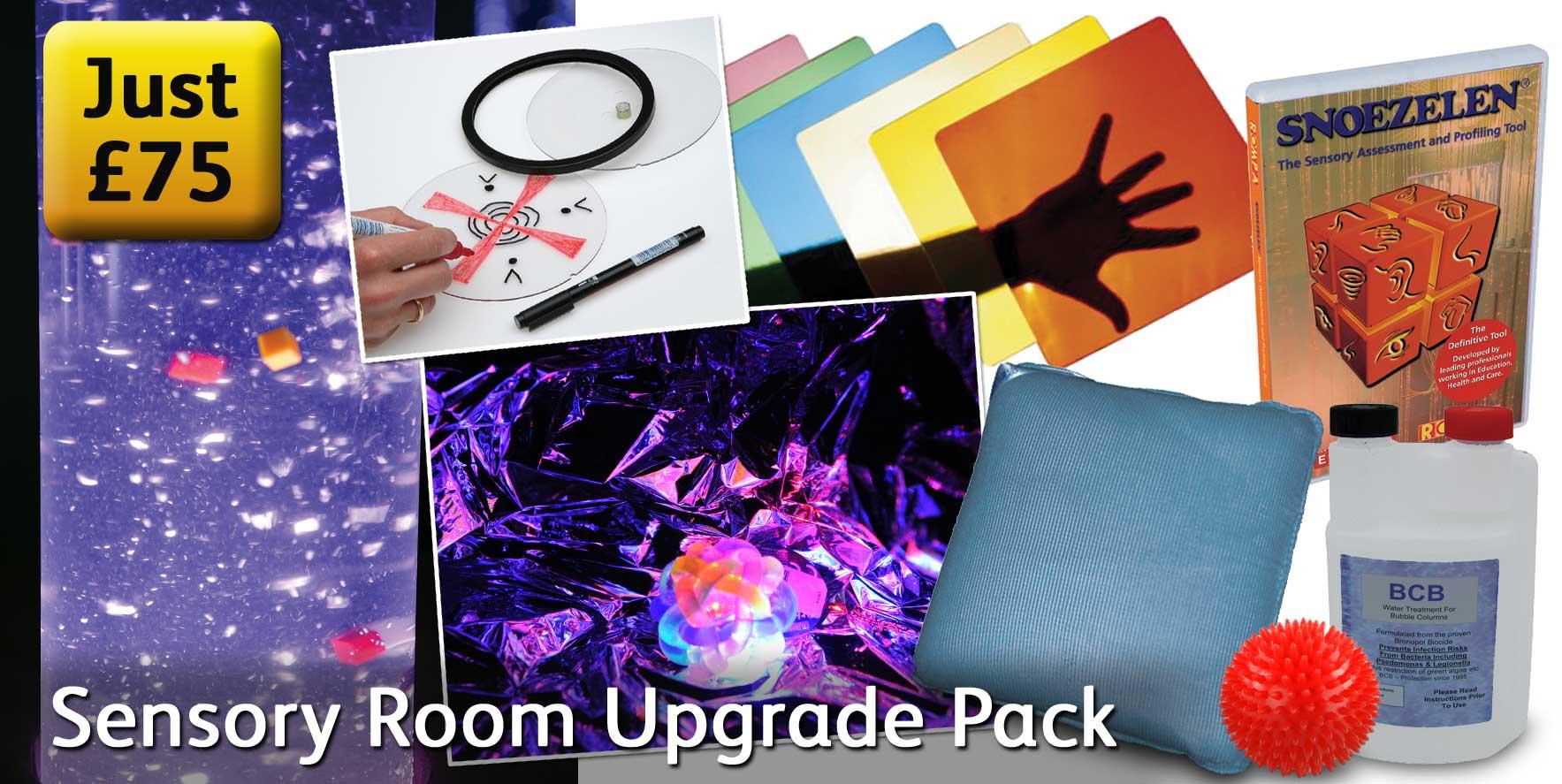 Sensory Room Upgrade Pack