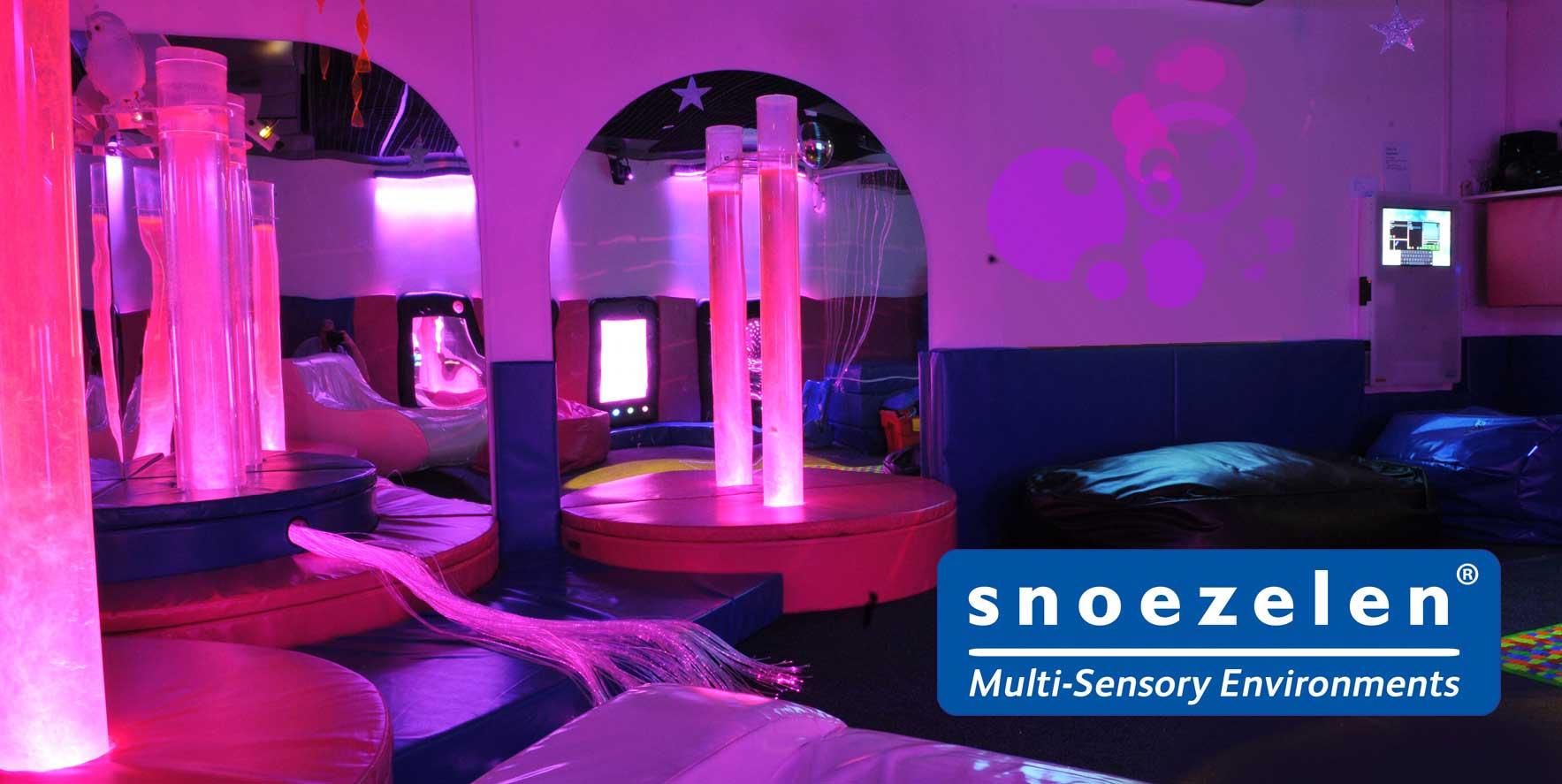 Snoezelen Sensory Room
