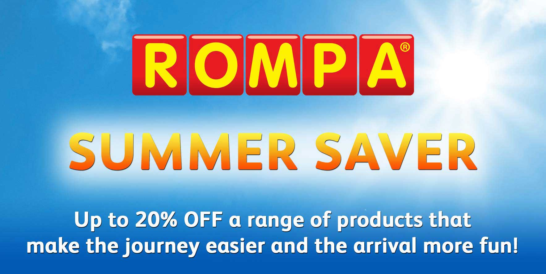 Rompa Summer Saver
