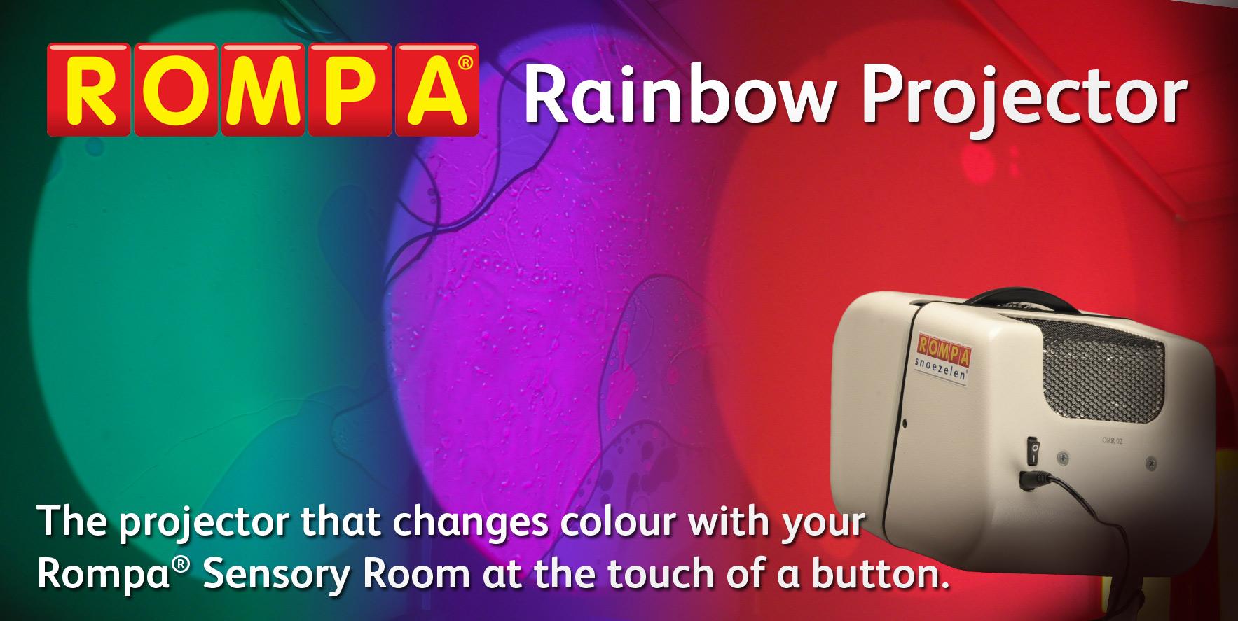 Rompa Rainbow Projector