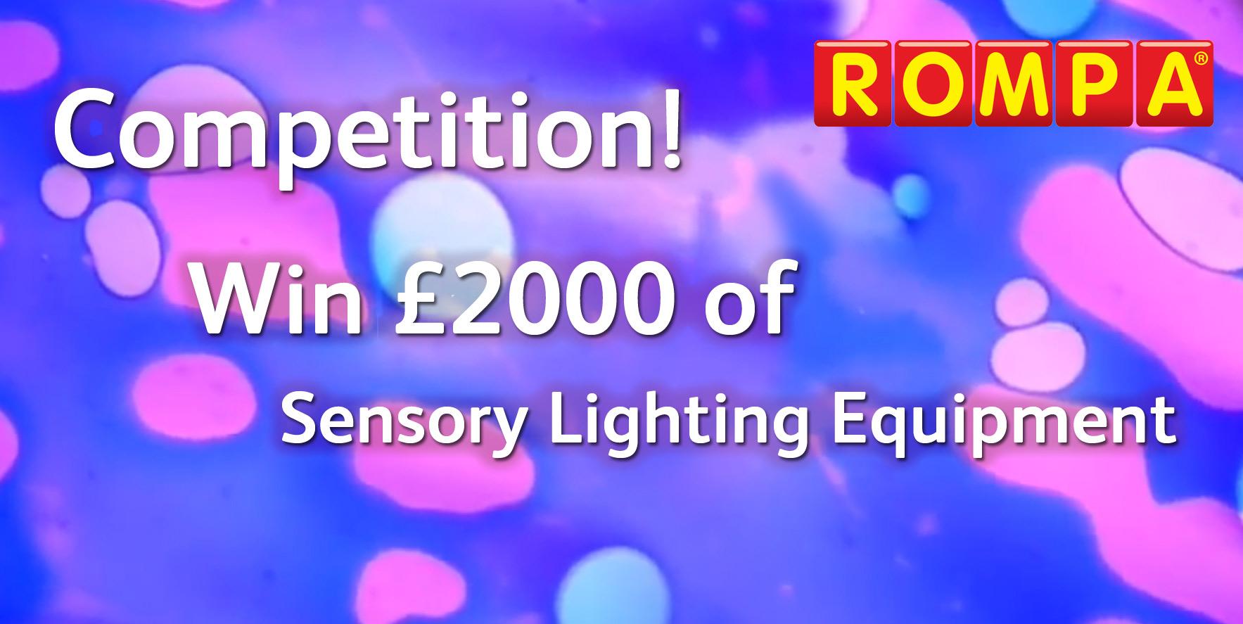 Sensory Lighting Competition