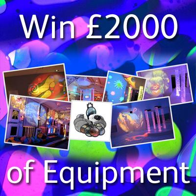 Win £2000 of Equipment