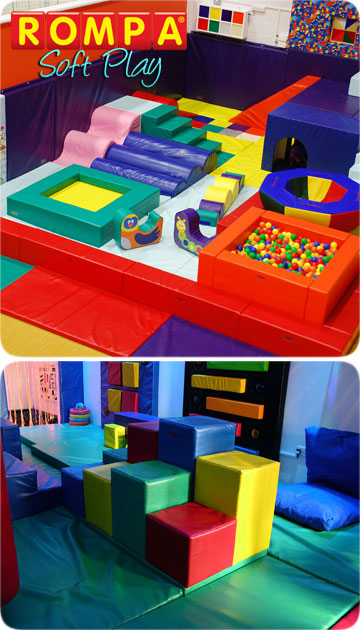 Rompa Soft Play