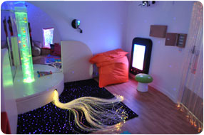 The Yard, Edinburgh, Sensory Room 3